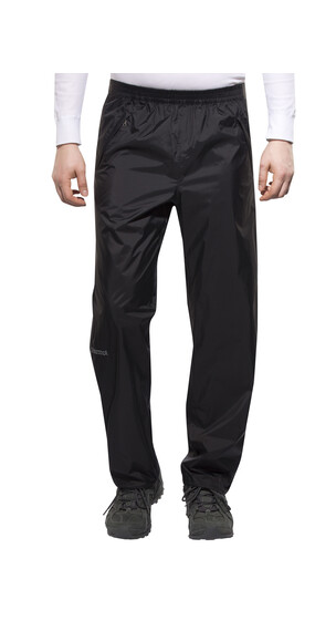 Marmot PreCip Full Zip Pant Short Men Black